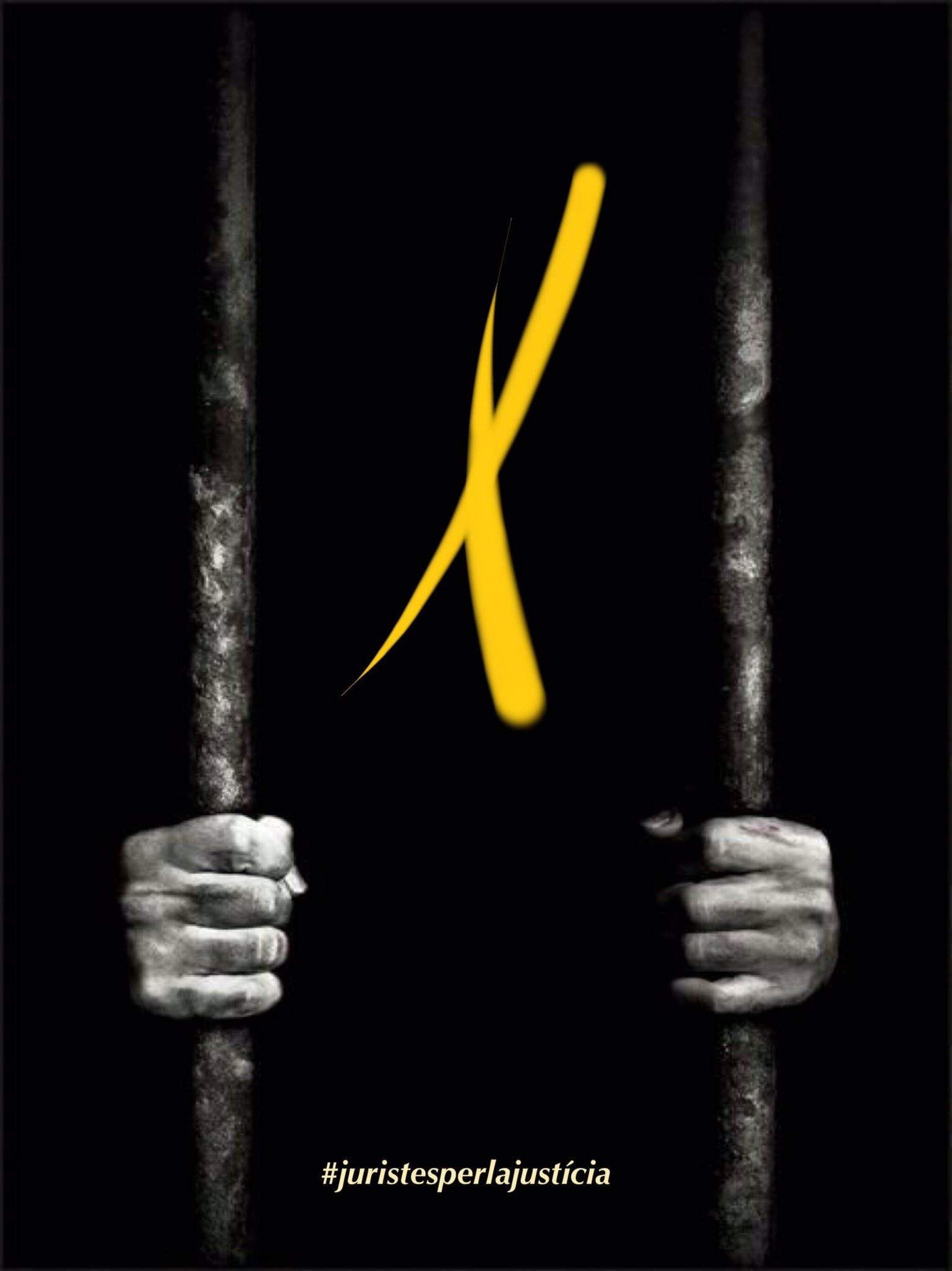 Obra que representa la llibertat empresonada